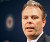 Winnipeg Jets general manager Kevin Cheveldayoff. (Postmedia Network)