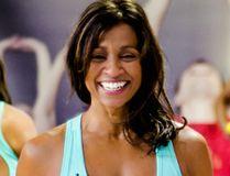 Celebrity trainer Ramona Braganza. (Handout)