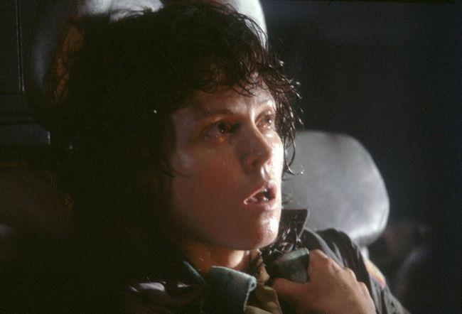 "Sigourney Weaver as Ellen Ripley in ""Alien."" (Courtesy 20th Century Fox)"