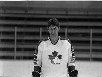 Two-time Manitoba Olympian Vaughn Karpan.