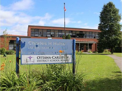 Charles H. Hulse Public School.