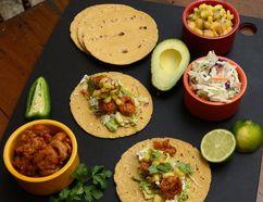 Shrimp Tacos. (MORRIS LAMONT, The London Free Press)