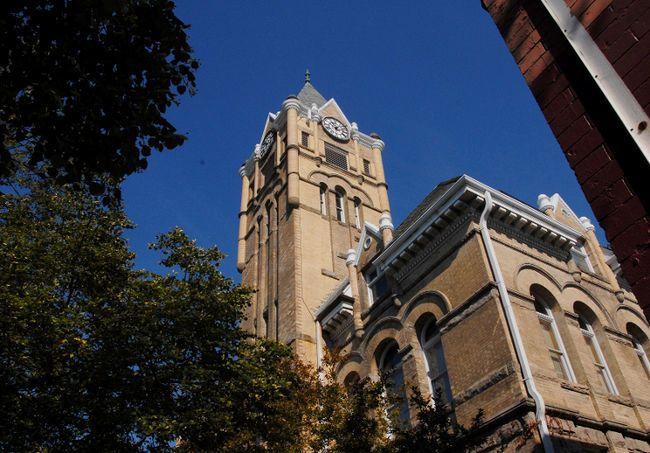 St. Thomas city hall (File photo)