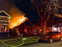 Kensington Hillhurst fire