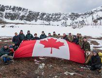 Photo courtesy of Parks Canada/John Stoesser