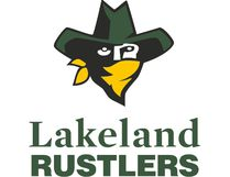Lakeland College Rustlers' Logo.