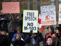Anti-Islamophobia March 21/17