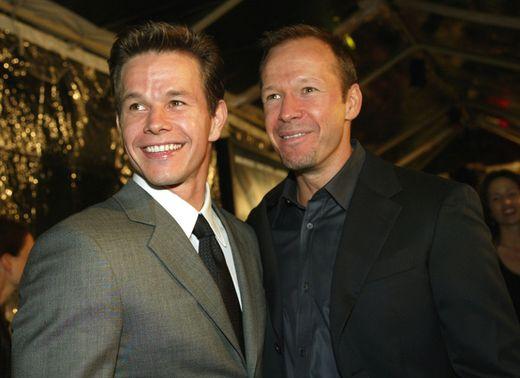 Mark Wahlberg Geschwister