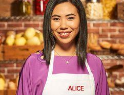 MasterChef Canada contestant Alice Luo. (Bell Media/Supplied)
