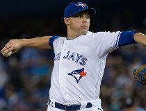 Toronto Blue Jays starting pitcher Aaron Sanchez