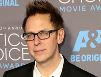 In this Jan. 15, 2015 file photo, James Gunn arrives at the 20th annual Critics' Choice Movie Awards in Los Angeles. (Matt Sayles/Invision/AP, File)