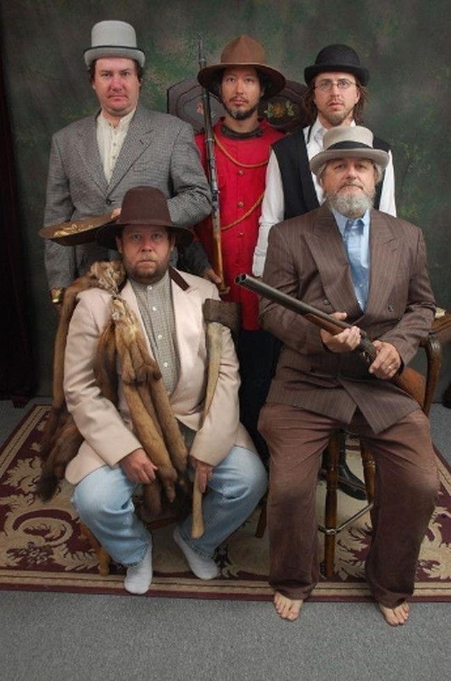 The D. Rangers.