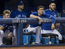 The Toronto Blue Jays lose to the Boston Red Sox 4-1 in Toronto on April 20, 2017. (Craig Robertson/Toronto Sun/Postmedia Network)