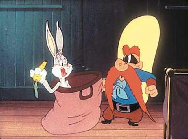 Bugs Bunny.