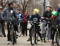 Edmonton Navy Bike Ride