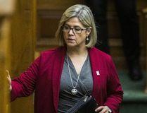 Ontario NDP Leader Andrea Horwath (Ernest Doroszuk/Toronto Sun)