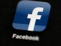 Facebook logo. (Matt Rourke/AP Photo/Files)