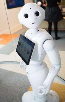 Pepper Atb robot