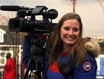 NTV reporter Heather Gillis