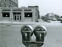 Liquor Control Board on Dundas, 1971. (London Free Press files)