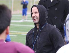 Aaron Rehel - Gino Donato/The Sudbury Star/Postmedia Network