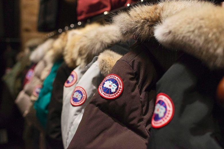 coat brands like canada goose