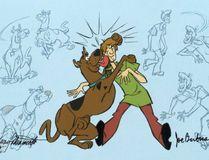 Scooby Doo and Shaggy. (Hanna Barbera/HO)