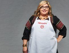 MasterChef Canada's Miranda Wasstrom. (CTV)