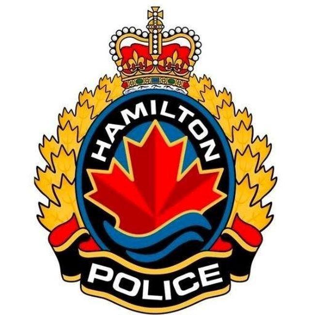 Hamilton Police logo (Twitter)