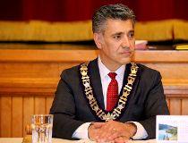 Carleton Place mayor Louis Antonakos