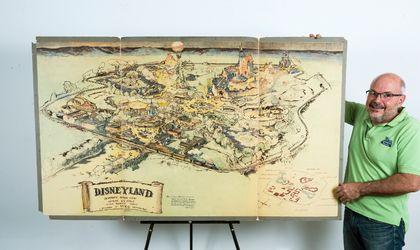 Disneyland concept map