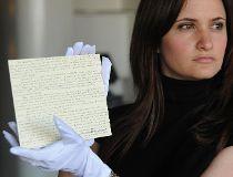 Handwritten Harry Potter prequel stolen in burglary