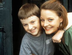 "Jodie Foster plays Dede in ""Little Man Tate."" (Handout)"