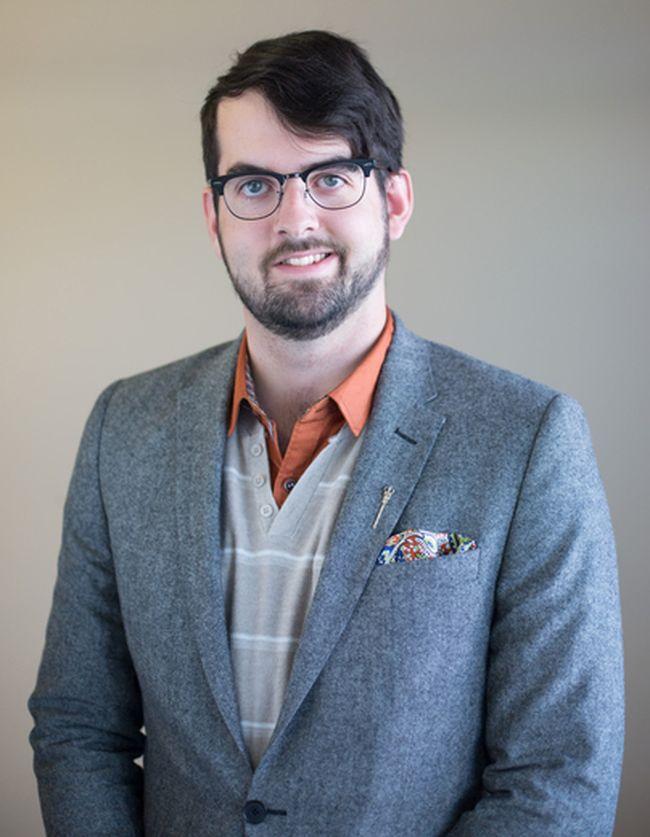 Trevor Horne, NDP MLA for Spruce Grove - St. Albert.