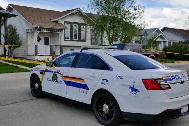 Girl, 6, murdered in Red Deer