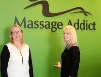 Massage Addict celebrates third anniversary in Sarnia