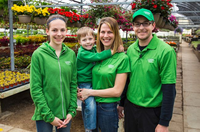 Tillsonburg Garden Gate is a family-run business