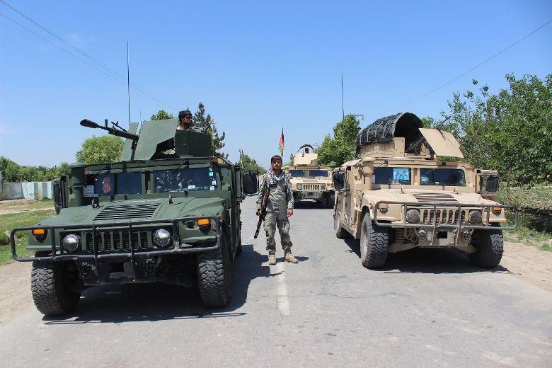Afghanistan forever?