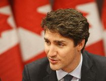 Prime Minster Justin Trudeau