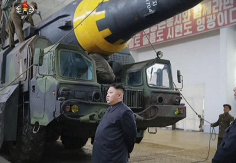 North Korea calls latest solid-fuel missile test successful