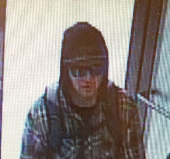 Police seek shoplifting, assault suspect