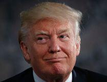 U.S. President Donald Trump. (AP/PHOTO)