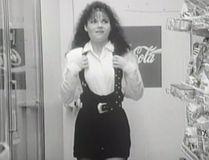Lisa Spoonauer in Clerks.