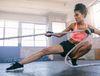 woman, workout