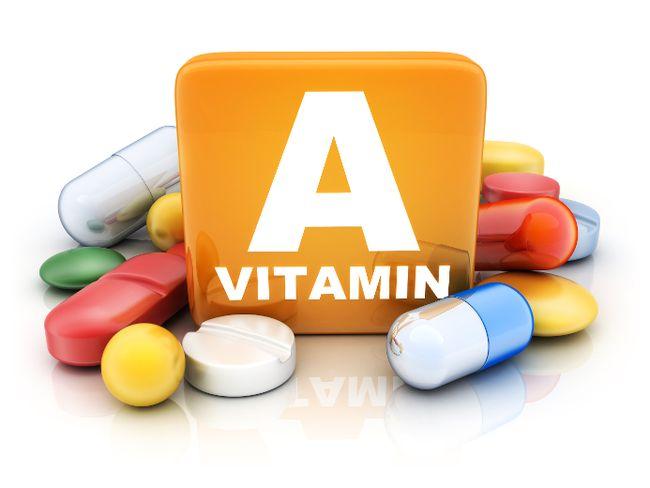 Vitamin A (Getty)