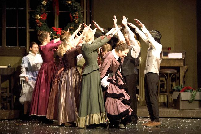 ABJ's A Christmas Carol. Codie McLachlan/Postmedia Network.