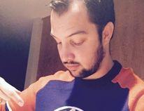 Former Edmonton teacher Marc Daigle, 26.