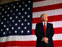 Donald Trump May 29/17