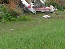 Plane crash in Muskoka