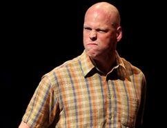Thunderfoot features Aaron Malkin (MIKE HENSEN, The London Free Press)